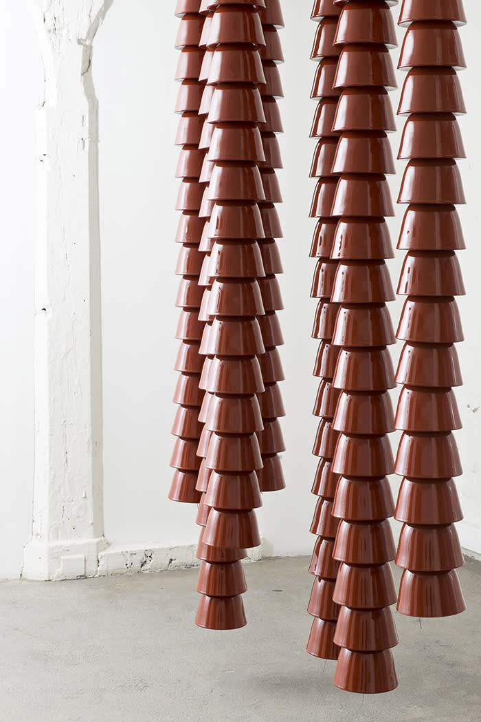 '700 Chaines' by Ronan and Erwan Bouroullec (2016) at Galerie Kreo