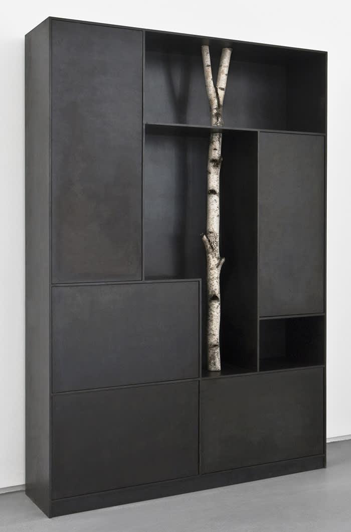 Andrea Branzi's 'Tree 8' (2010) at Friedman Benda