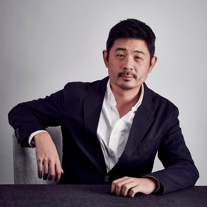 Aric Chen, Portrait, Camron Pr, 2018