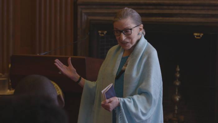 Bulwark: Ruth Bader Ginsburg