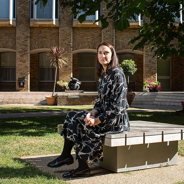 Kira Hughes MIM career leader manager at London Buiness School in Regent's Park. for Business Education magazine. 17/9/19