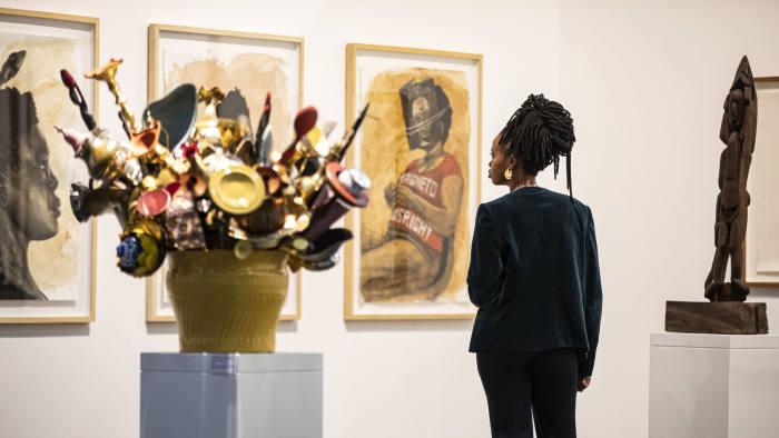 FNB Art Joburg   credit - Karabo Mooki
