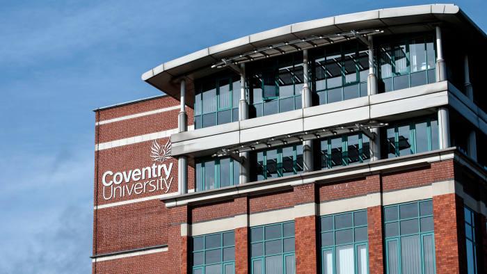 CPYGJH William Morris Building, Coventry University Business School
