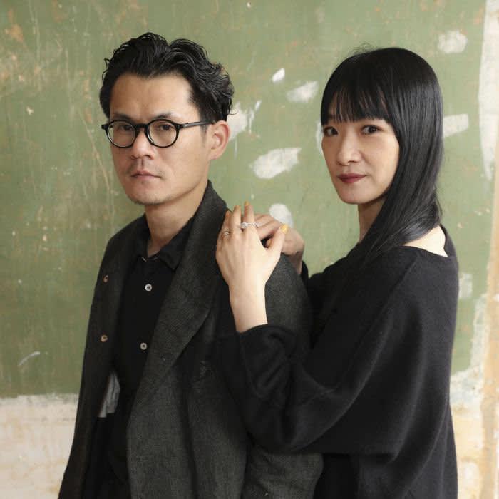 TOMOHIRO SADAKIYO & YUKA INANUMA - HUM (2)  DSM X DIAMOND FOUNDRY
