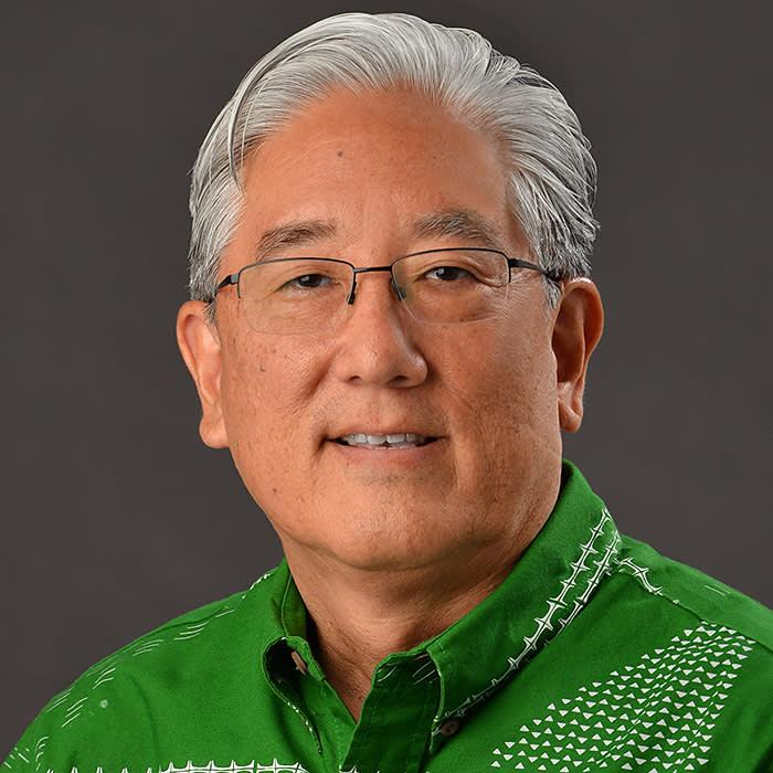 Peter Tsukazaki of TAO Investment Hawaii (Handout)