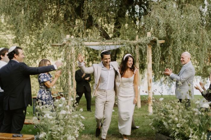 Wedding of Hannah Wills Klein