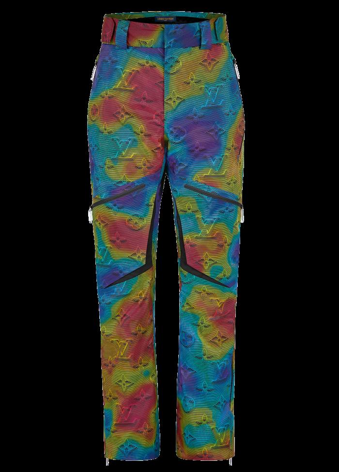 Louis Vuitton 2054 padded ski trousers, £2,510, louisvuitton.com