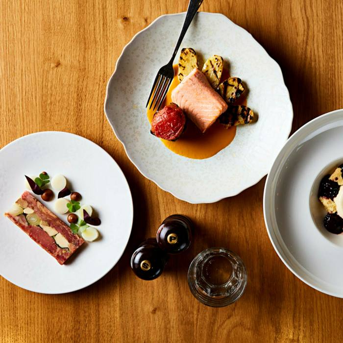 Galvin La Chapelle's kit allows you to prepare a Michelin-starred feast in your kitchen
