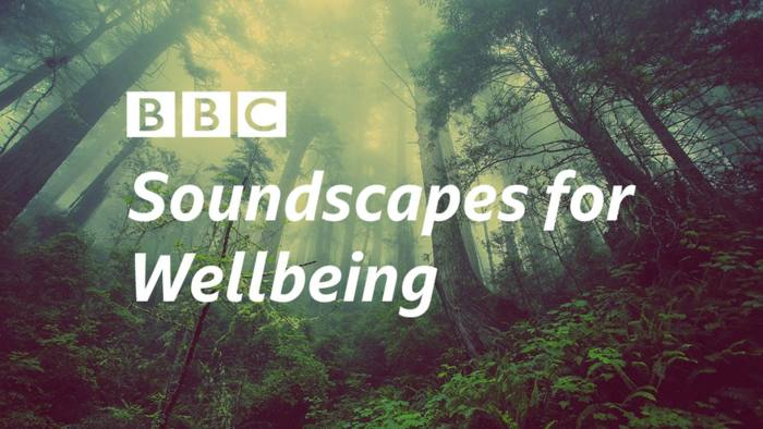 BBC Soundscapes for Wellbeing