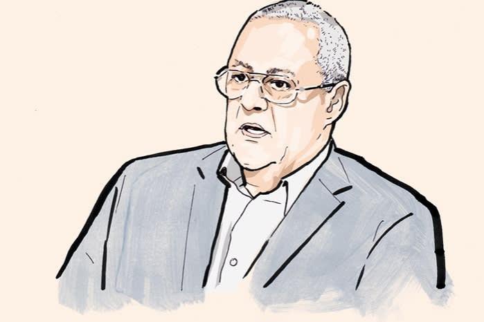 Illustration of Andrey Chuprygin