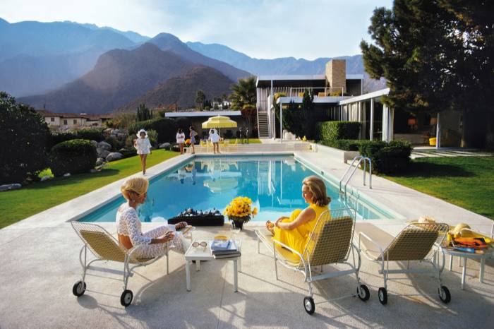 Poolside Gossip by Slim Aarons, from £100; Getty Images Gallery