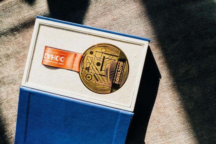 Barshim's Doha 2019 high jump world championship gold medal