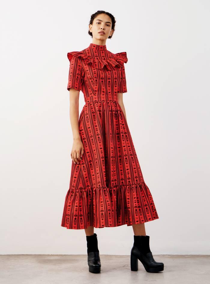 Sindiso Khumalo Miss Celie dress, £550