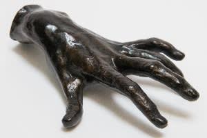 "Main Dite de ""Pianiste"" by Rodin"