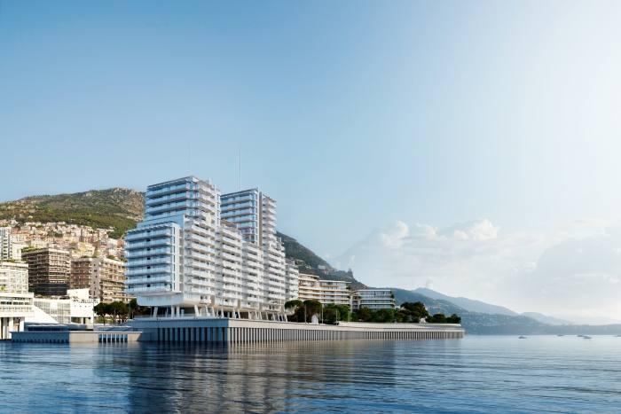 Le Renzo, Mareterra in Monaco, 2024