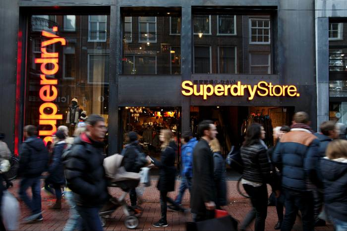 UK fashion retailer Superdry topped the table, reducing Scope 1 and 2 emissions by more than 50 per cent