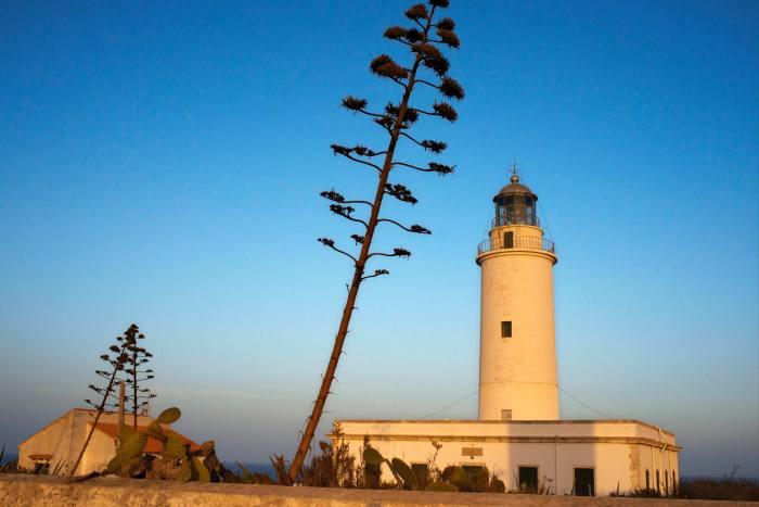 Faro de la Mola lighthouse, Formentera