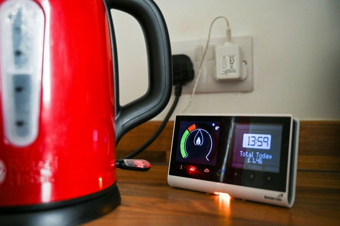 Smart meters and timed charging systems can smooth demand on power grids