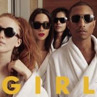 Recent tunes: GIRL by Pharrell