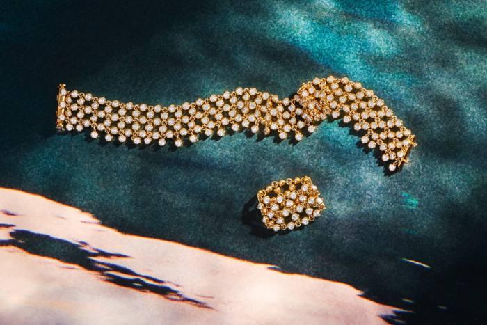 Annoushka Lattice ring, £10,500. 10% of sales to No More Plastic