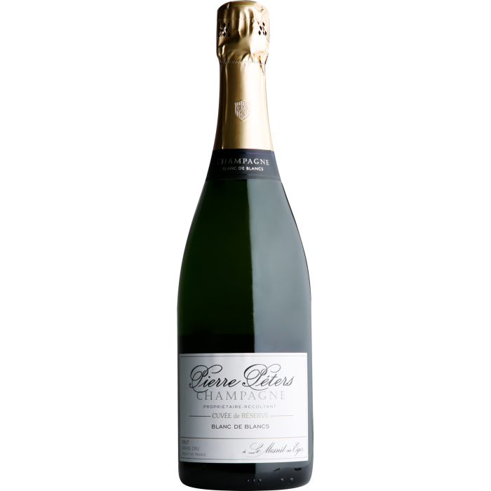 Ronan Sayburn: Pierre Péters Champagne