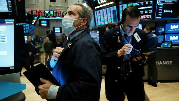 Rush for the exits in March: Lockdowns and altered consumer behaviour threaten to imperil the business models of everything from retail to oil