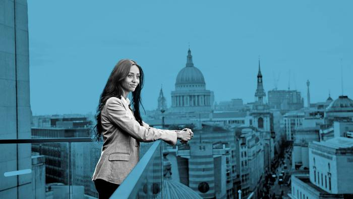 The first challenge is to persuade young women that finance is a welcoming and rewarding career