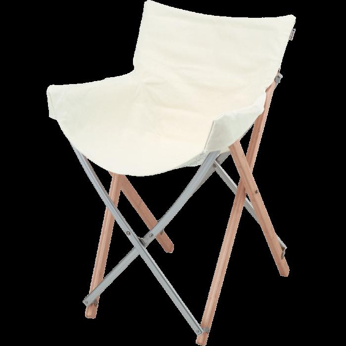 Snow Peak bamboo Take! chair, £181
