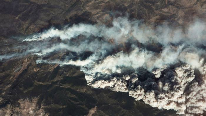 Satellite imaging that tracks environmental impact is growing in relevance for CFOs
