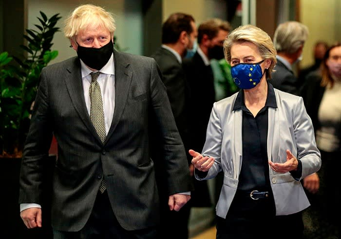 The dinner between British prime minister Boris Johnson and European Commission president Ursula von der Leyen in Brussels on December 9 reinforced the cultural gulf separating the two sides