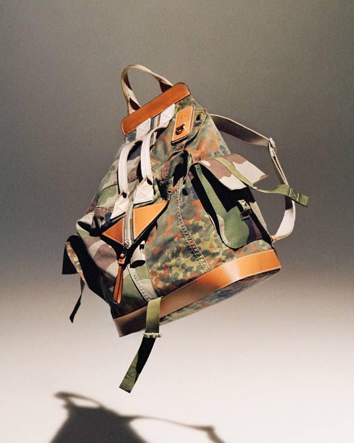 Eye/Loewe/Nature Convertible backpack, £1,100. €15 to environmental causes