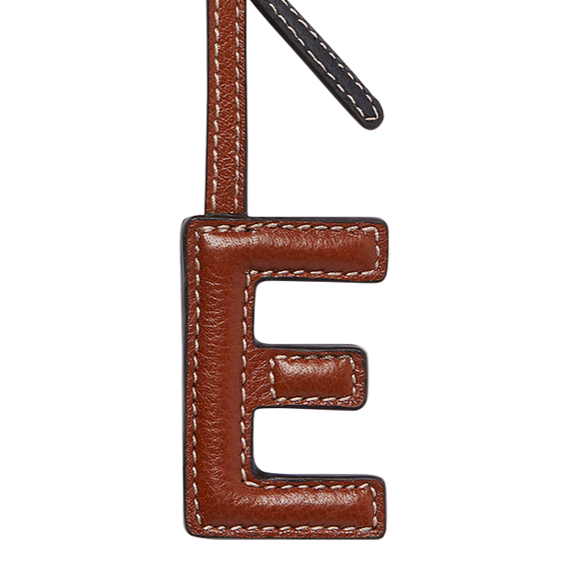 Metier London leather charm,£125