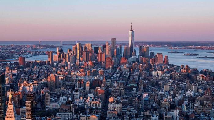 New York has been a big winner as swaps moved from the UK in the first quarter