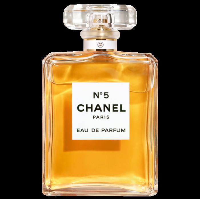 Chanel No 5 eau de parfum, £113 for 100ml, chanel.com