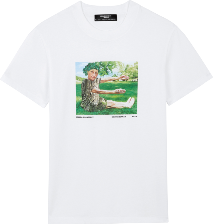 Stella McCartney x Cindy Sherman limited-edition T-shirt, £425. 50% of profits go to Planned Parenthood