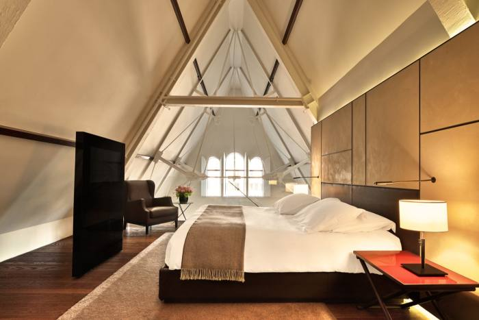 The Concerto Two bedroom suite at the Conservatorium Hotel
