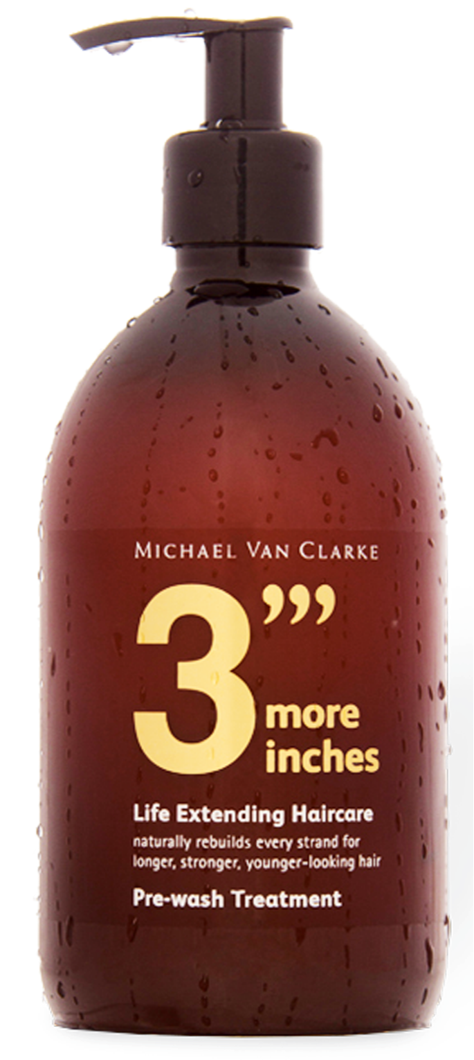 Michael Van Clarke 3 More Inches LifeSaver UV, £19.50