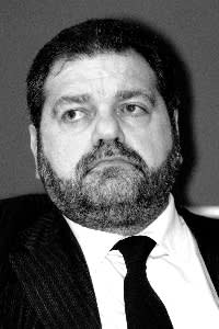 Eighteen years ago, cement company manager Gaetano Saffioti testified publicly that a 'Ndrangheta clan had extorted money from him. He remains under police protection