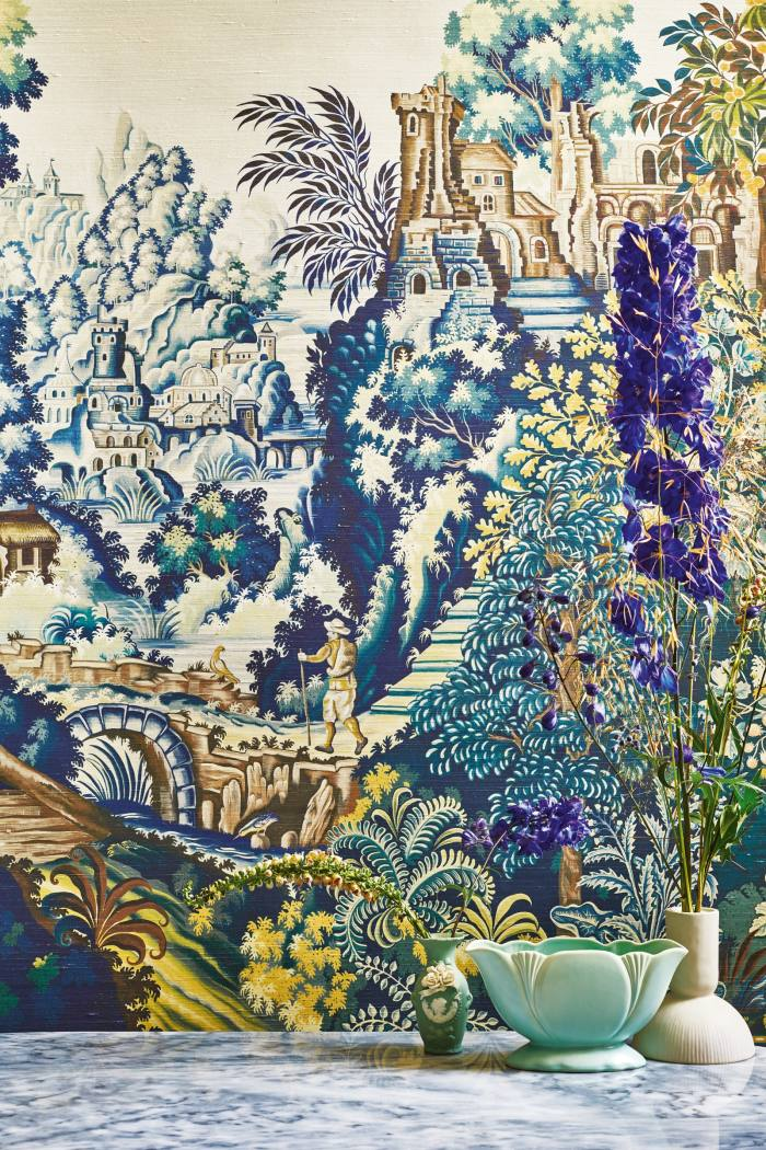 Cole & Son Great Masters Verdure Tapestry silk, £2,750 per panel