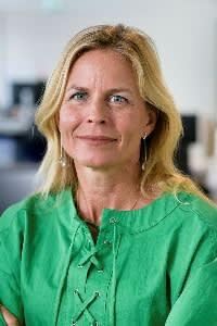 Anna Baeck, chief executive at Kivra