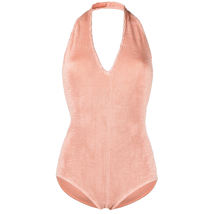 Bottega Veneta swimsuit, £370, farfetch.com