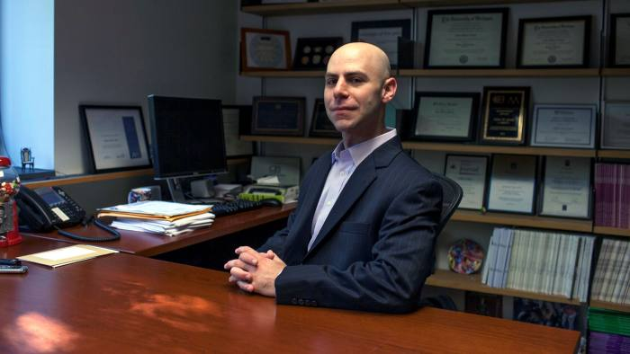 Adam Grant: 'I'd say we're all living some form of option B'