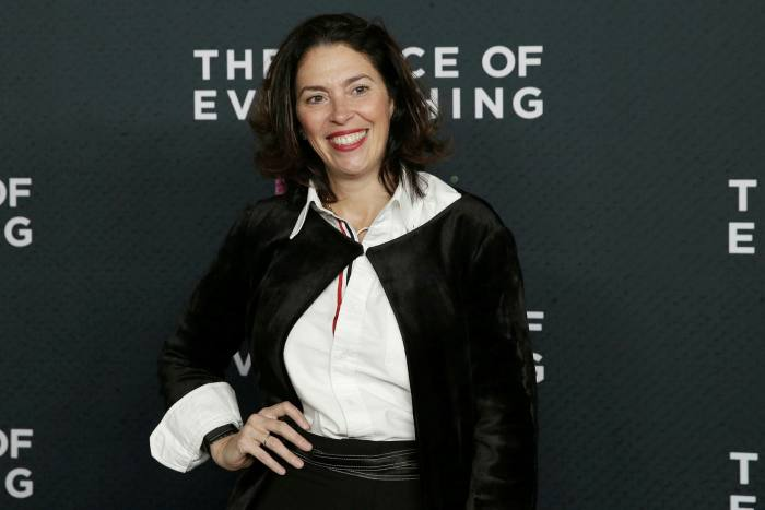 Amy Cappellazzo, shortly to leave Sotheby's