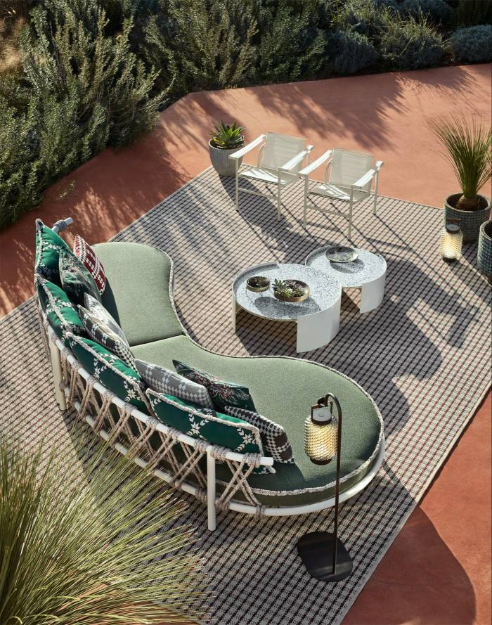 Cassina's new Trampoline collection by Patricia Urquiola