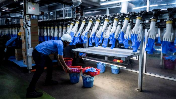 Shares in Malaysia's Top Glove climbed 14 per cent in a single day in January after r/BursaBets users called on retail investors to buy the stock