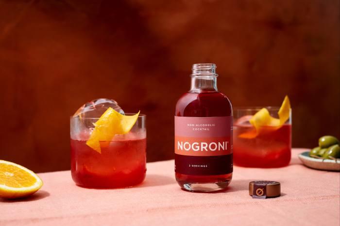 Aecorn Nogroni, £12for 20cl, seedlipdrinks.com
