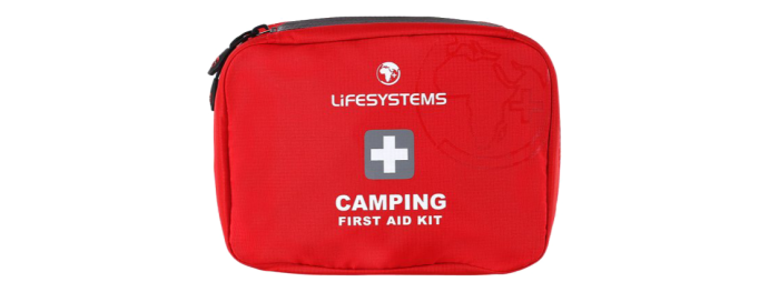 Lifesystems Camping first aid kit, £29.99
