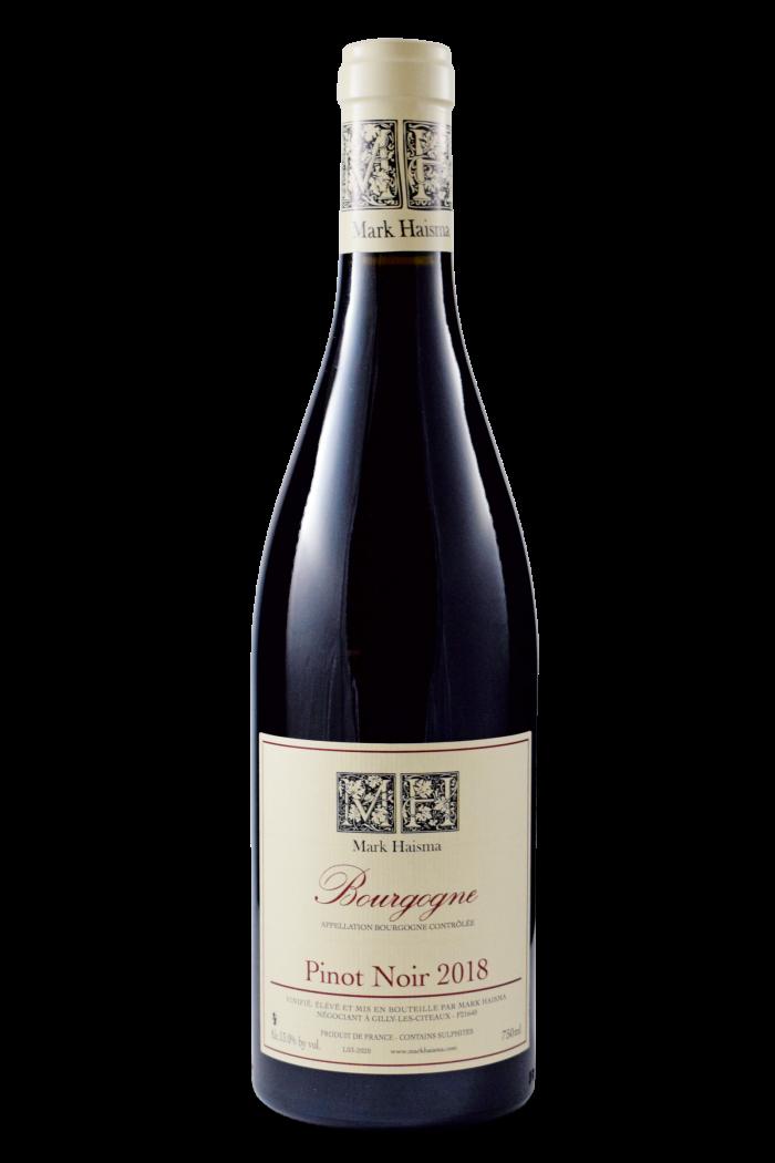 Mark Haisma 2018 Bourgogne Pinot Noir, £26
