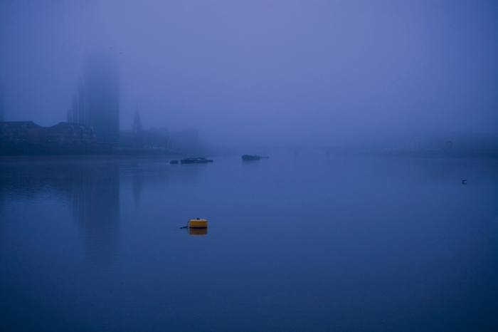 Chelsea Mist (I) by Julian Marshall, from £1,275; five per cent of sales to the Solène Foundation, which is dedicated to arts education