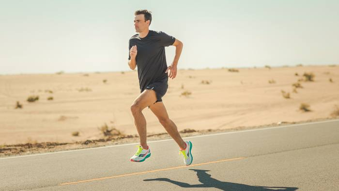 """""""A great performance trainer"""": the Saucony Endorphin Speed, £155"""
